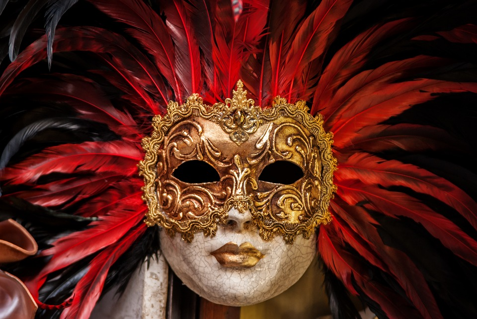 SCP-Maske